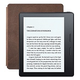 Электронная книга Amazon Kindle Oasis with Leather Charging Cover Walnut